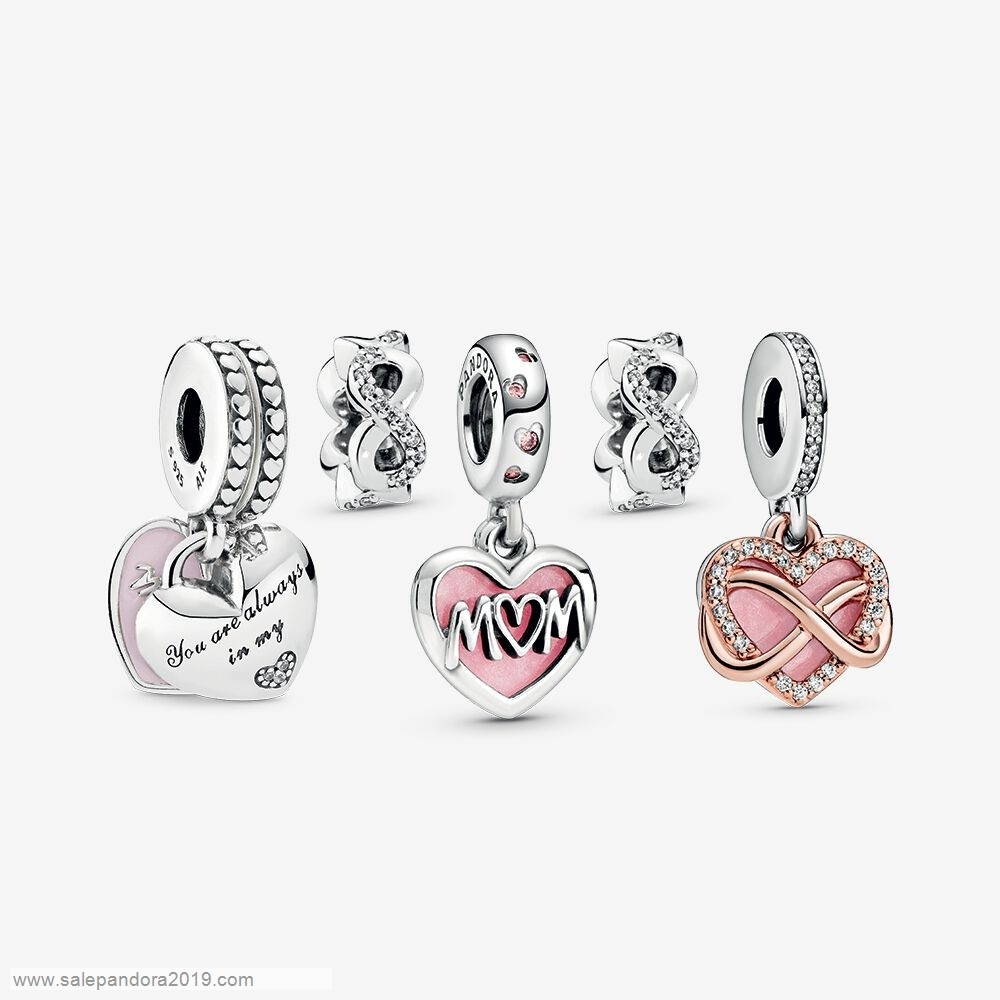 Premade Pandora Mother & Daughter Charm Pack